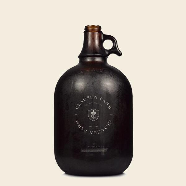 Branded beer growler